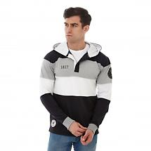 Guinness Limited Edition 200th Anniversary Tri-Colored Hooded Rugby Jersey