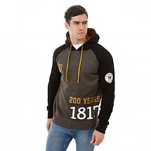 Guinness Limited Edition 200th Anniversary Charcoal Grey Pullover Hooded Sweatshirt