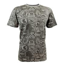 Guinness Vintage Label Gray Premium T-Shirt
