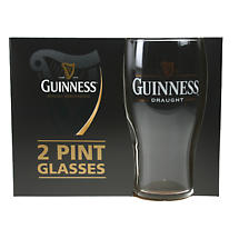 Guinness Signature 20 oz. Tulip Glasses - Set of 2