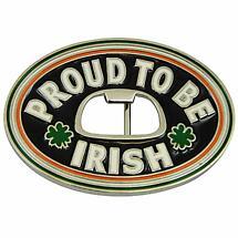 Proud To Be Irish Belt Buckle