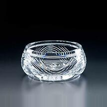 Irish Crystal - Heritage Irish Crystal Silver Crest Bowl