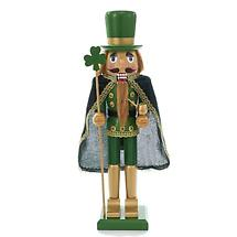 Irish Christmas - Wooden Irish Nutcracker