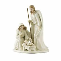 Irish Christmas - Belleek Nativity Family - Large