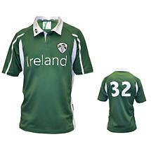Croker Ireland Kid's Mesh Rugby Shirt