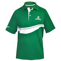 Guinness Green Golf Shirt