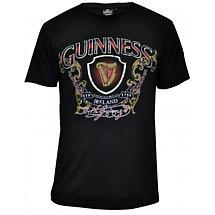 Guinness Shirt - Vintage Guinness Scroll Irish T-Shirt