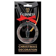 Irish Christmas - Guinness Christmas Pint Ornament