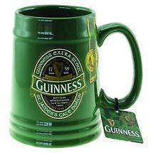 Guinness Ireland Ceramic Tankard