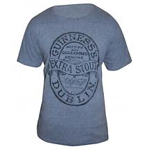 Guinness Heathered Label T-Shirt