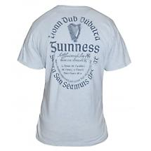 Guinness Heathered Gaelic T-Shirt