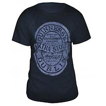 Guinness Distressed Label T-Shirt