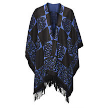 Irish Shawl -  Chic Celtic Knotwork