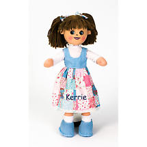 "Personalized 19"" Irish Doll - Ella Rose"