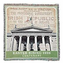 Irish Republic Easter Rising Irish Throw