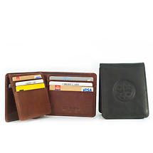 Celtic Wallet - Celtic Knot Leather Irish Wallet