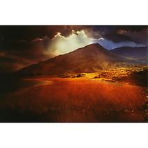 Moment of light, Connemara Photographic Print