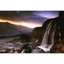 On the Conor Pass, Dingle Peninsula Photographic Print