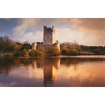 Ross Castle on the Lakes of Killarney Photographic Print