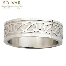 Celtic Ring - Men's Stainless Steel Celtic Knot