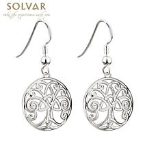 Celtic Earrings - Tree of Life Earrings