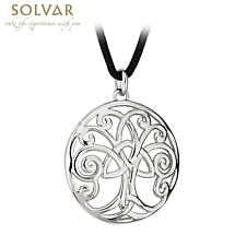 Celtic Pendant - Celtic Tree of Life Pendant with Cord