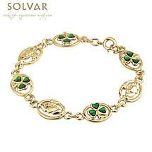 Irish Symbols Bracelet