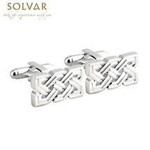 Celtic Cufflinks - Celtic Knot Cufflinks