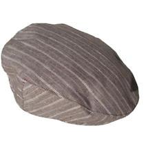Irish Linen and Cotton Cap