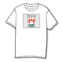 Irish T-Shirt - Personalized Irish Coat of Arms Flag
