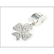 Shamrock Jewelry - Shamrock Scarf Jewelry