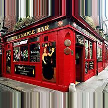 Temple Bar, Dublin Photographic Print