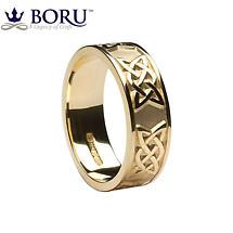 Irish Ring - Ladies Lovers Knot Wedding Band