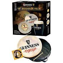 "Bodhran Drum - 18"" Guinness Signature Bodhran Package"