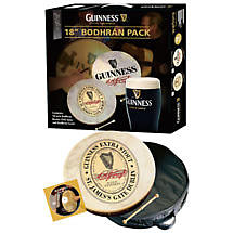 "Bodhran Drum - 18"" Guinness Oval Bodhran Package"