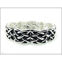 Celtic Bracelet - Celtic Knot Stretch Bracelet