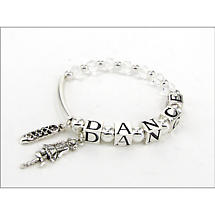 "Irish ""Dance"" Stretch Bracelet"