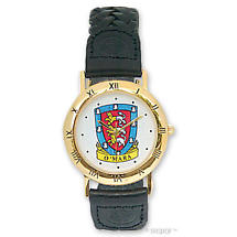 Personalized Coat of Arms Watch