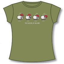 Irish T-Shirt - Ladies The Seasons of Ireland