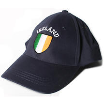 Ireland Tricolor Badge Baseball Cap