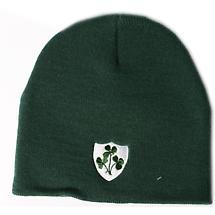 Irish Rugby Knit Hat