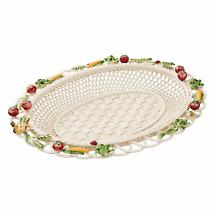 Belleek Pottery | Kitchen Garden Annual Basket 2020