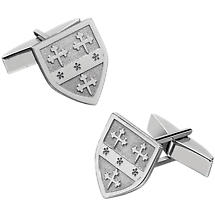 Irish Coat of Arms Jewelry Shield Cufflinks