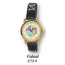 'Fideal' Trinity Knot Celtic Watch