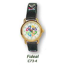 'Fideal' Trinity Knot Celtic Watch