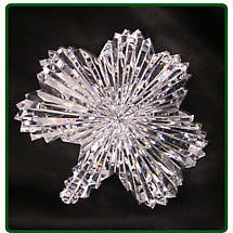 Irish Crystal - Heritage Irish Crystal Shamrock Paperweight
