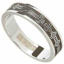 Celtic Ring - Ladies Celtic Cross Ring
