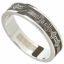Celtic Ring - Ladies Celtic Cross Ring