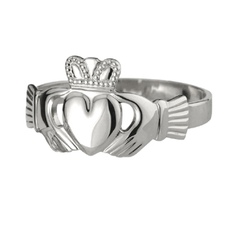 Claddagh Rings - Irish Rings from Ireland